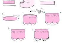 tvorba oblečení