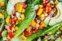 Meat Free Meals - VEGETARIAN YUMMY!