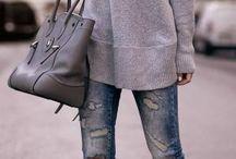 wełna i jeans