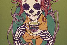 skull /fukari