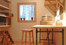 Craft space/room / my dream crafting space