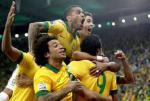 Brazil - Seleção Brasileira / Brazil national football team has several nicknames. Canarinho (Little Canary), A Seleção (The Selection), Verde-Amarela (The Green and Yellow), Pentacampeões (The Five Time Champions). Brazil is the most successful national football team in the history of the FIFA World Cup, with five championships: 1958, 1962, 1970, 1994 and 2002. They are also the most successful team in the FIFA Confederations Cup with four titles
