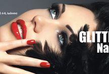 GLITTER Nails / Ioannina Nails