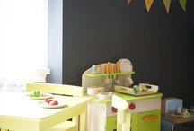 Maison - Chambres d'enfants / by Luce D.
