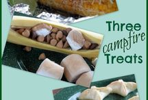 Camping treats / by Tracie Allen-Killinger