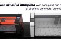 """Leonardo 3D Printer / La nuova gamma di stampanti additiv """"Leonardo 3D Printer"""" sono un nuovo strumento ed una nuova risorsa per il progettista Hi-Tech."""