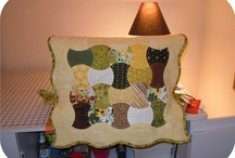 Sewing machine covers / by Christine Morrison