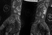 A017- Henna & Tattoos / Art on the Body... Permanent and Temporary / by alnasir.acndirect s4success@live.com