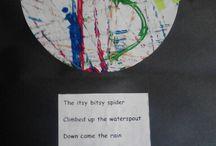 Nursery Rhyms / by Tina Kaul