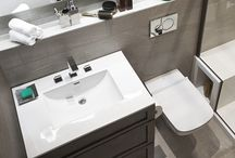 THE CHICAGO BATHROOM© / A sleek design exclusively from Revive Designer Bathrooms.