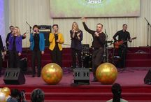 22-я Годовщина Церкви Посольство Божье