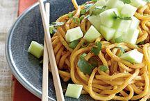 Dinner ~ Chi Noodles / by Theresa Burnetti Capretta