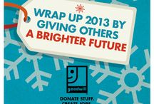 Donate Stuff. Create Jobs.  / A Public Service campaign for Goodwill in collaboration with the Ad Council.