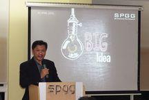 Big Idea 2015 / [SPGG event: Nov 15] Entrepreneurship pitching event for rising entrepreneurs
