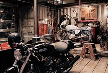 officine in garage