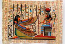 Egyptisk kunst