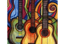 Connecting Music & Art / by scartteacher