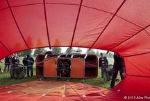 Ballooning in Cambridgeshire