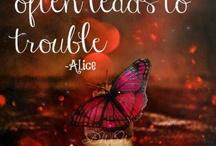 Down the Rabbit Hole / Alice in Wonderland