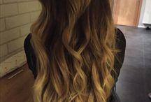 Long hair Ombre hair sombre hair