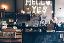 Coffeeshop ideas