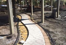 Patio Project 2015 / Our patio in progress by Marshall's Landscape & Design.