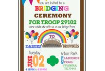 bridging ceremony
