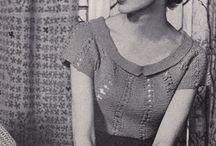 Crochet - Vintage Patterns