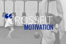 CrossFit Motivation / Inspirational and motivational CrossFit-related quotes, images and stories