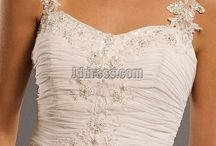 Wedding Dress Straps