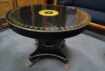 Antique Unrestored/Restored Furniture Antique Furniture / Biedermeier, Art Deco, Art Nouveau, Baroque Furniture, Antique Furniture