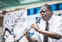 French Quarter Fest / French Quarter Festival is the largest showcase of Louisiana music in the world.