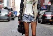 Casual streetwear attitude