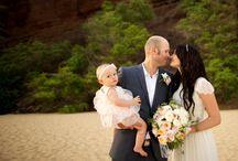 Simple and Sweet Weddings / Photographs of simple & sweet Maui weddings