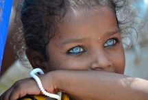 Beautiful childich eyes