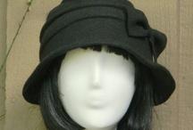FELT HATS / by Michelle Thornton