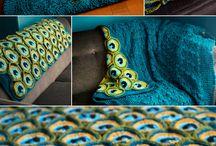 Peacock Crochet Pattern