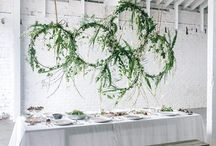 Installation Ideas / Sweet ideas for event spaces