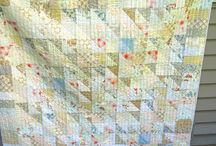 Quilts - Low Volume / Quilts with less contrast in the fabrics.  Vanilla flavored