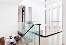Hallway & Stairway