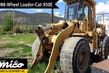 WHEEL LOADERS / Great Selection of New and Used Wheel Loaders for Sale or Rent at Affordable Prices. Find Used Front End Loaders, Used Cat Equipments, Parts and Attachments for Wheel Loaders.