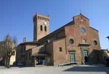 San Miniato bij Pisa / San Miniato is een mooi stadje gelegen tussen Firenze en Pisa. Bij mooi weer krijg je vanuit het hoogste punt van de stad een mooi zicht op de vallei van de Valdarno, Volterra en de zee