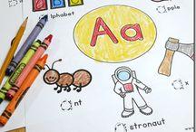 School: Grade R Ideas