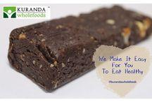 Kuranda Wholefoods Raw Protein Bars