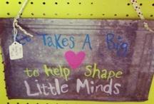 Teacher Appreciation Door Ideas / by Jessi Matthes