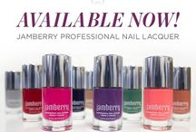 Jamberry Professional Nail Lacquer / by Jamberry