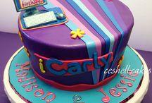 birthday cake ideas / Cakes / by Emma Lake