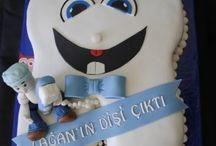 Diş Buğdayı / Pasta- Kurabiye-Cupcake