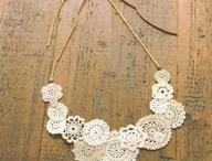 crochet - jewelry / by Colleen Heath