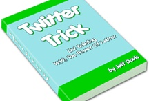 Twitter Products/Services / by Eric Grabowsky